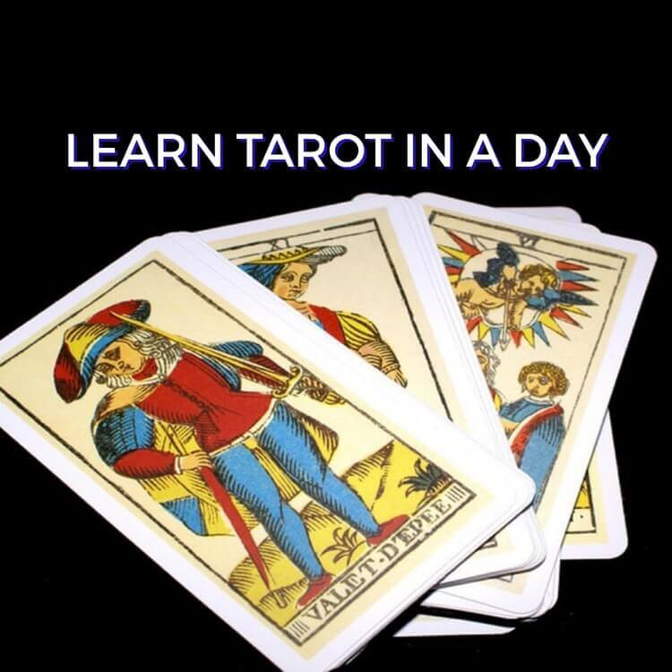 Learn Tarot In A Day